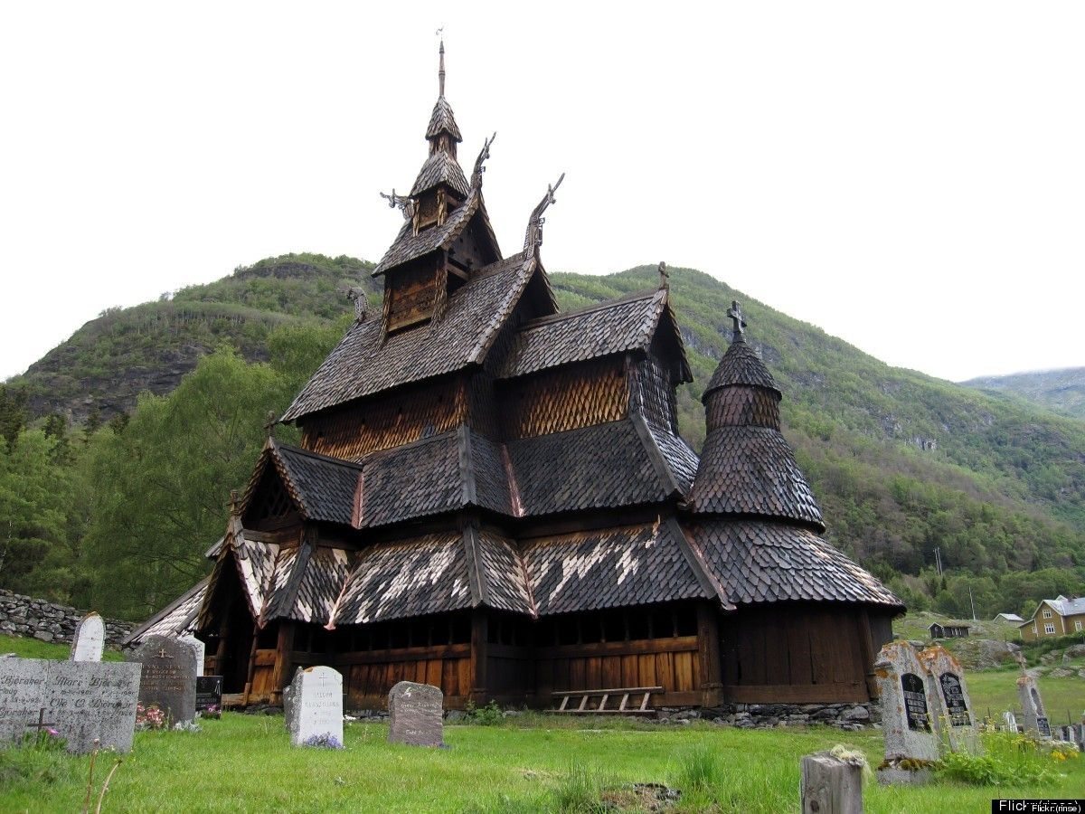The World's Most Fascinating Churches (PHOTOS)