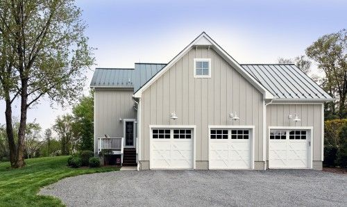 Best Garage And House With Metal Roof We Sooooo Want To Do 400 x 300