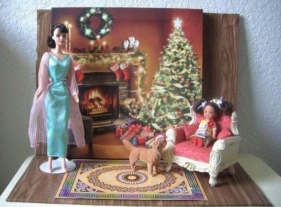 Barbie Dioramas And Scenes Handmade