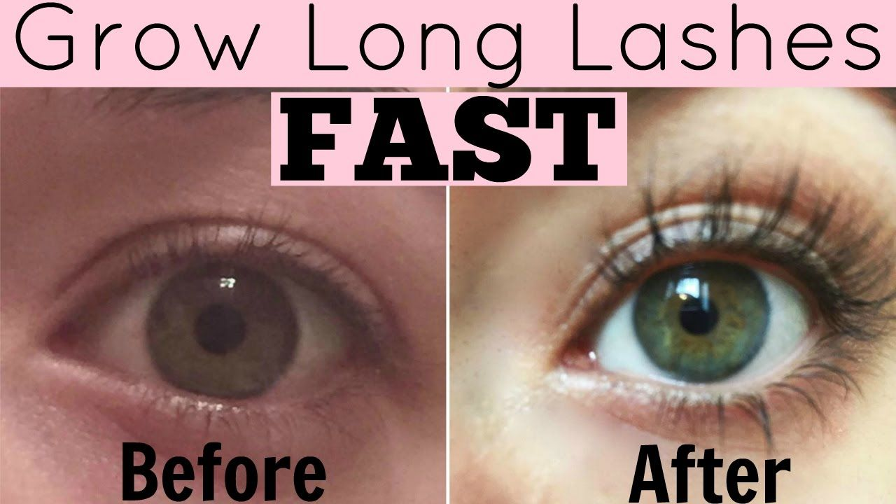 Eyelash Growth How To Grow Eyelashes Fast Diy Natural Eyelash
