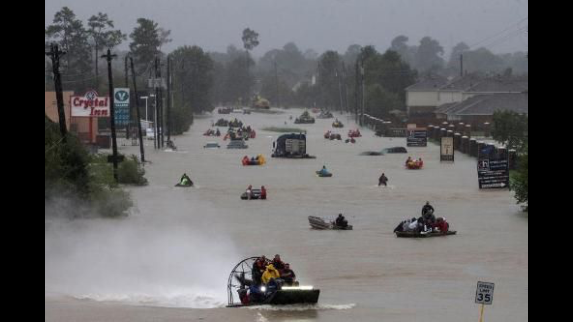 Houston flooding! Flood insurance, Flood, Faith in humanity