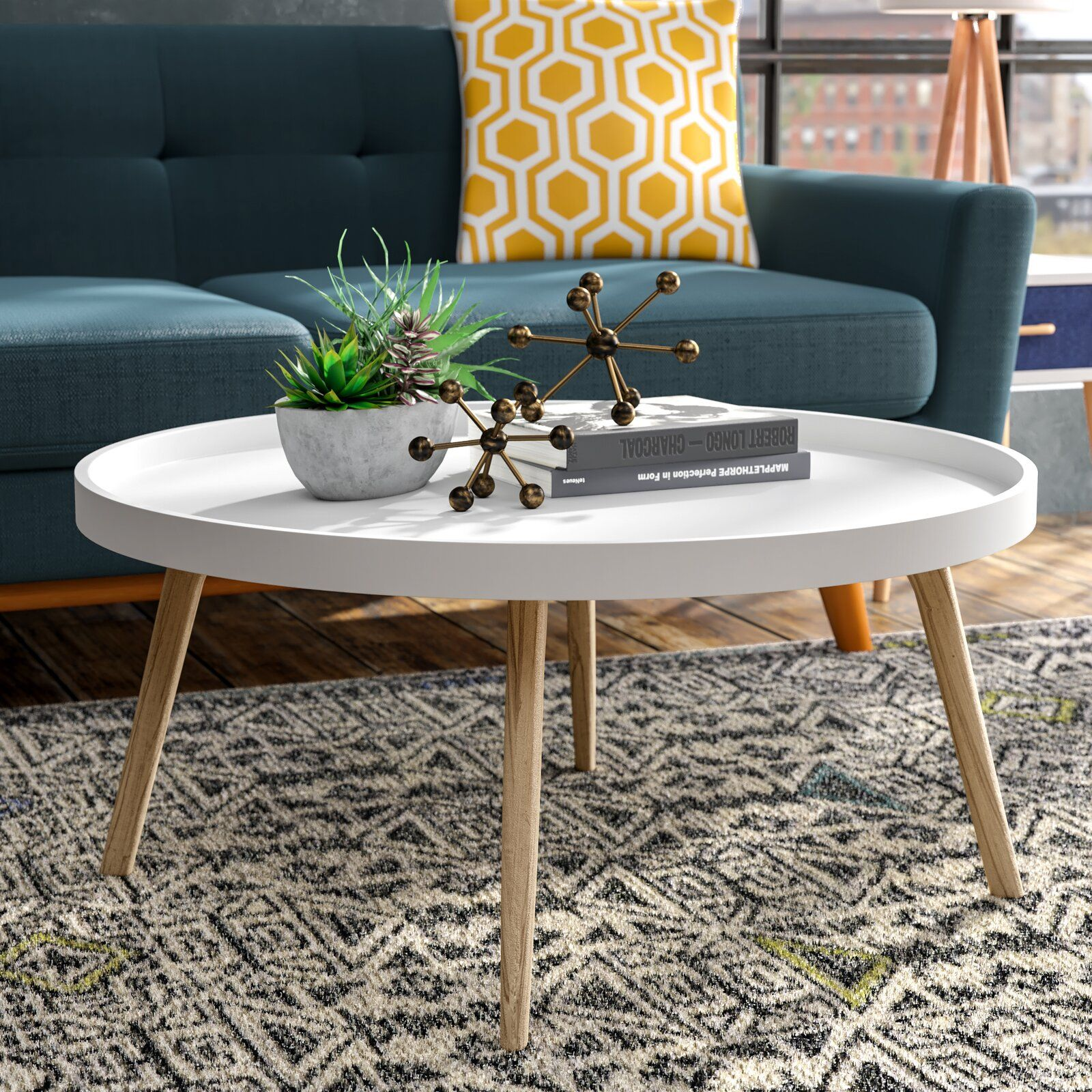 Table Basse Basil Coffee Table Round Coffee Table Decorating Coffee Tables [ 1600 x 1600 Pixel ]