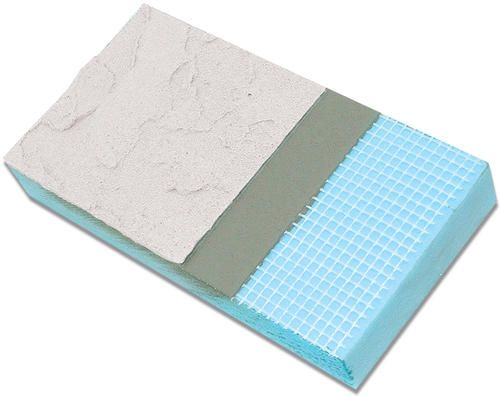 Styro Industries Cairn Prefinished Stucco Foundation Insulation Panel 4 X 8 X 1 1 2 Outdoor Blanket Decor Home Decor