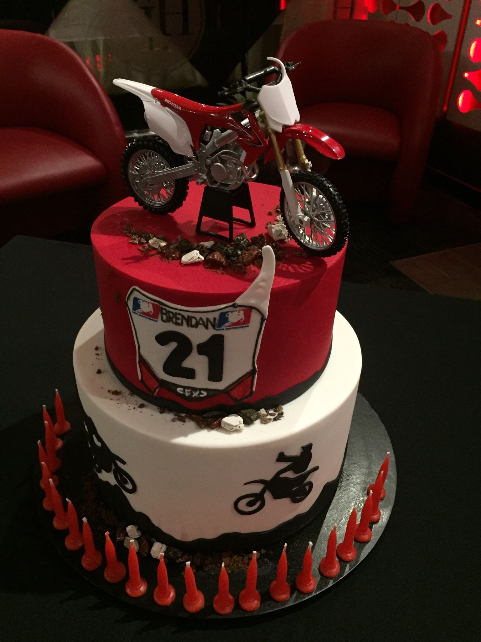 Fantastic Motorcross Birthday Cake Fairynuffcakes Motocross Birthday Funny Birthday Cards Online Alyptdamsfinfo