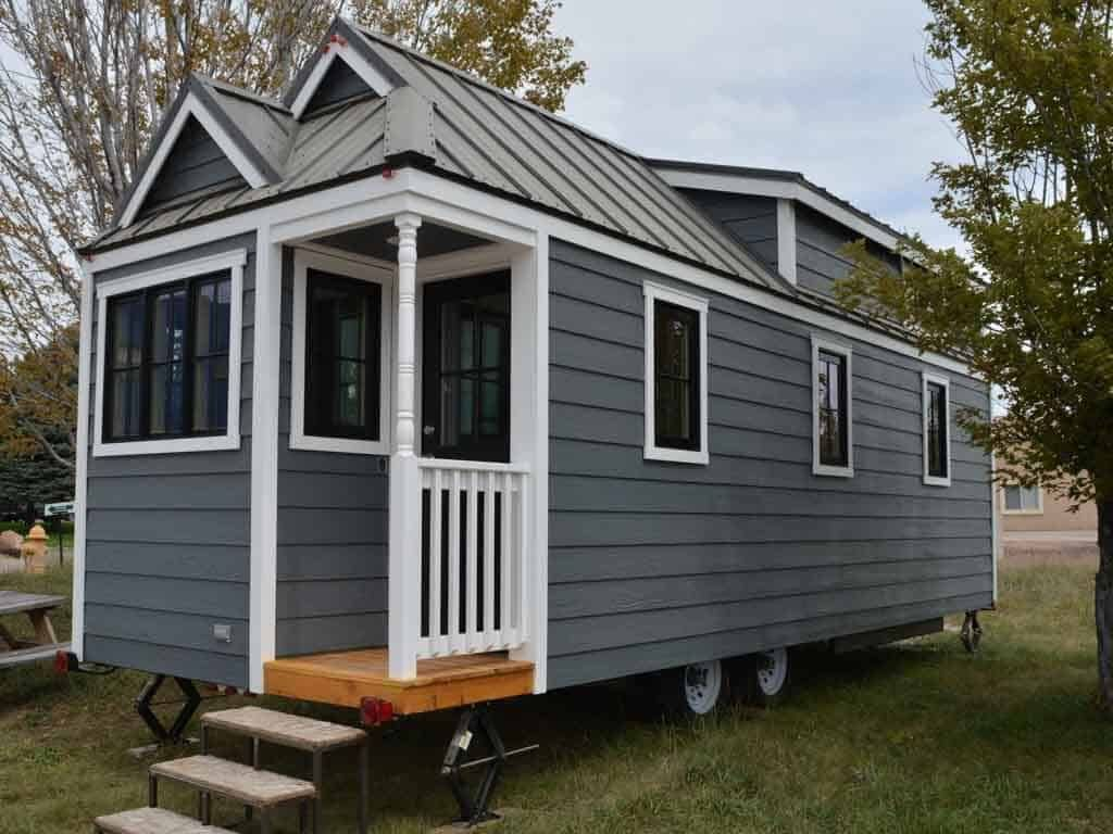 9 Tiny House Plans For A Diy Tiny Home The Wayward Home In 2020 Diy Tiny House Plans Buy A Tiny House Tiny House Plans