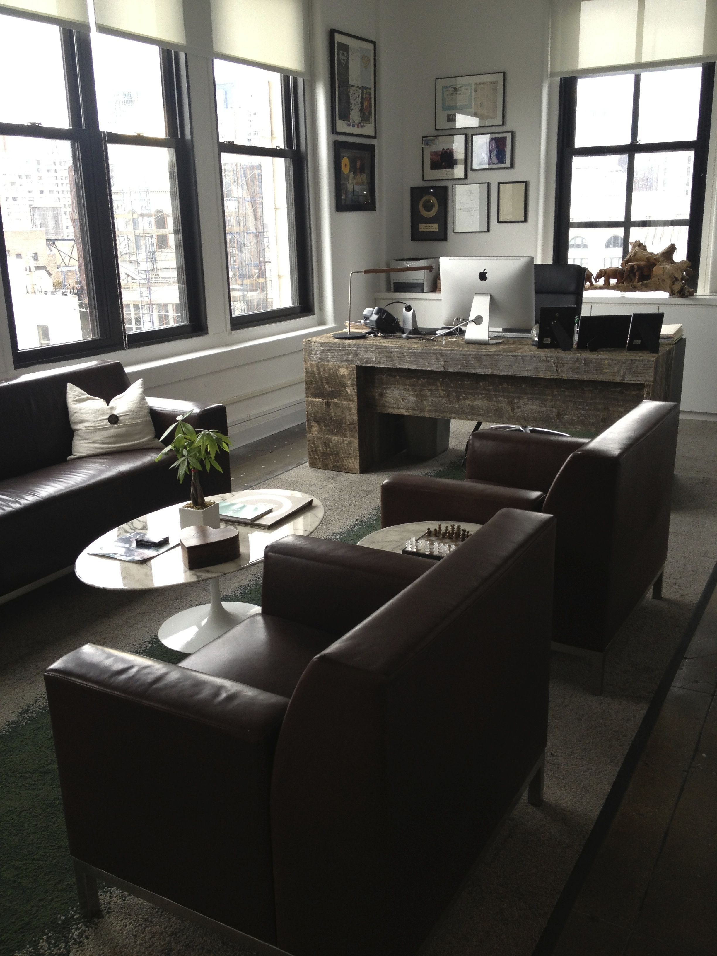 office seating area. Flatiron, NYC - CEO\u0027s Office The Sitting Area Is Nice.|| Seating