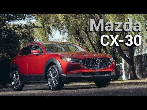 mazda cx-30 2020 - fabricada en méxico, conoce precios y