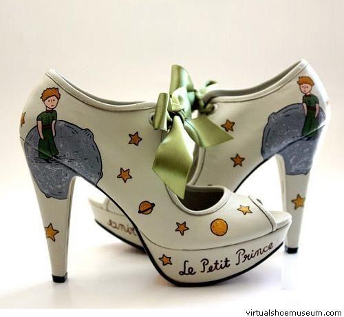 Fancy - Le Petit Prince | virtualshoemuseum.com