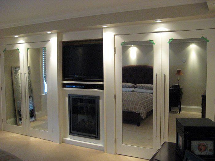Closet Doors With Mirror Bing Images Mirror Closet Doors Home Decor Mirrors Sliding Mirror Door