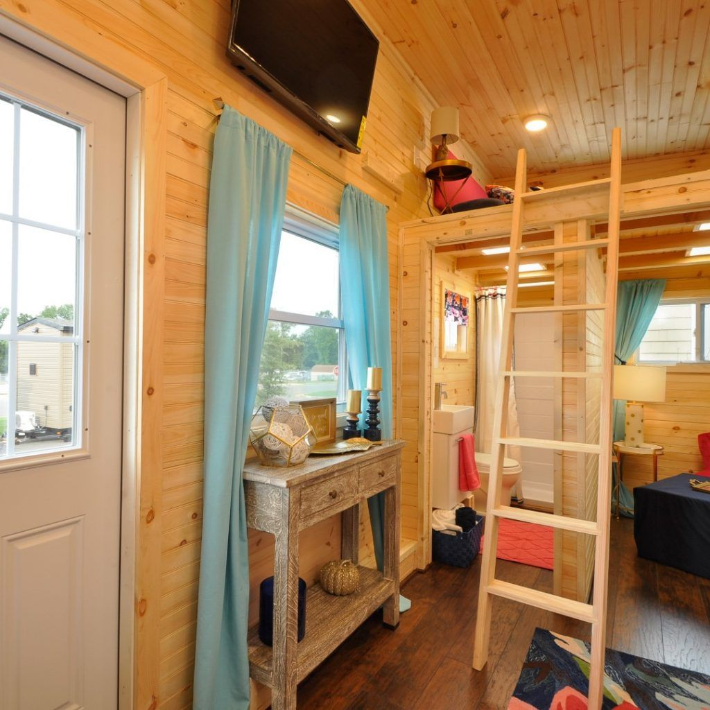 Luxury Rustic Tiny House For Sale By Owner Tiny House