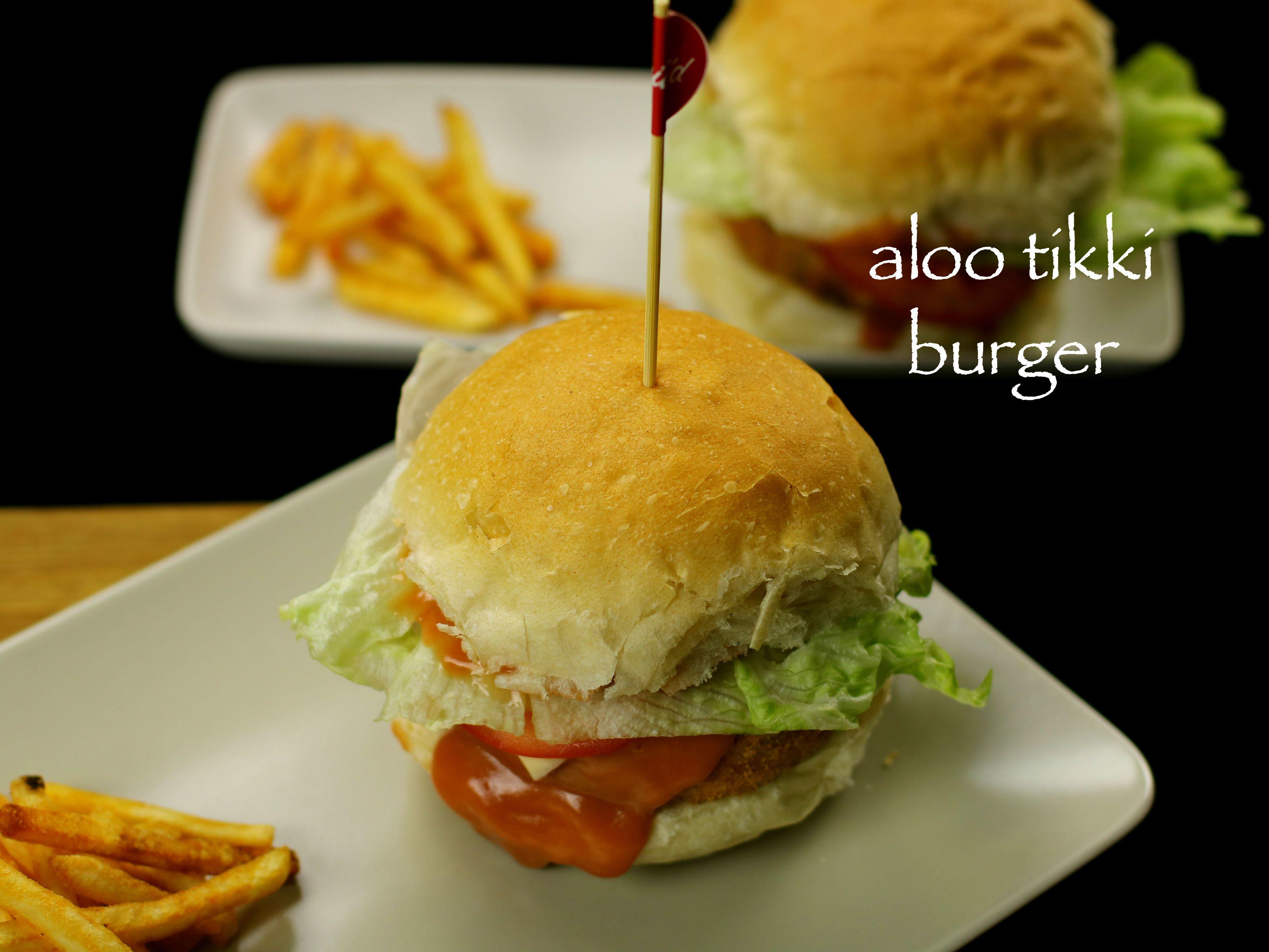 Aloo tikki burger potato patties burger recipe with step by step aloo tikki burger potato patties burger recipe with step by step photovideo forumfinder Image collections