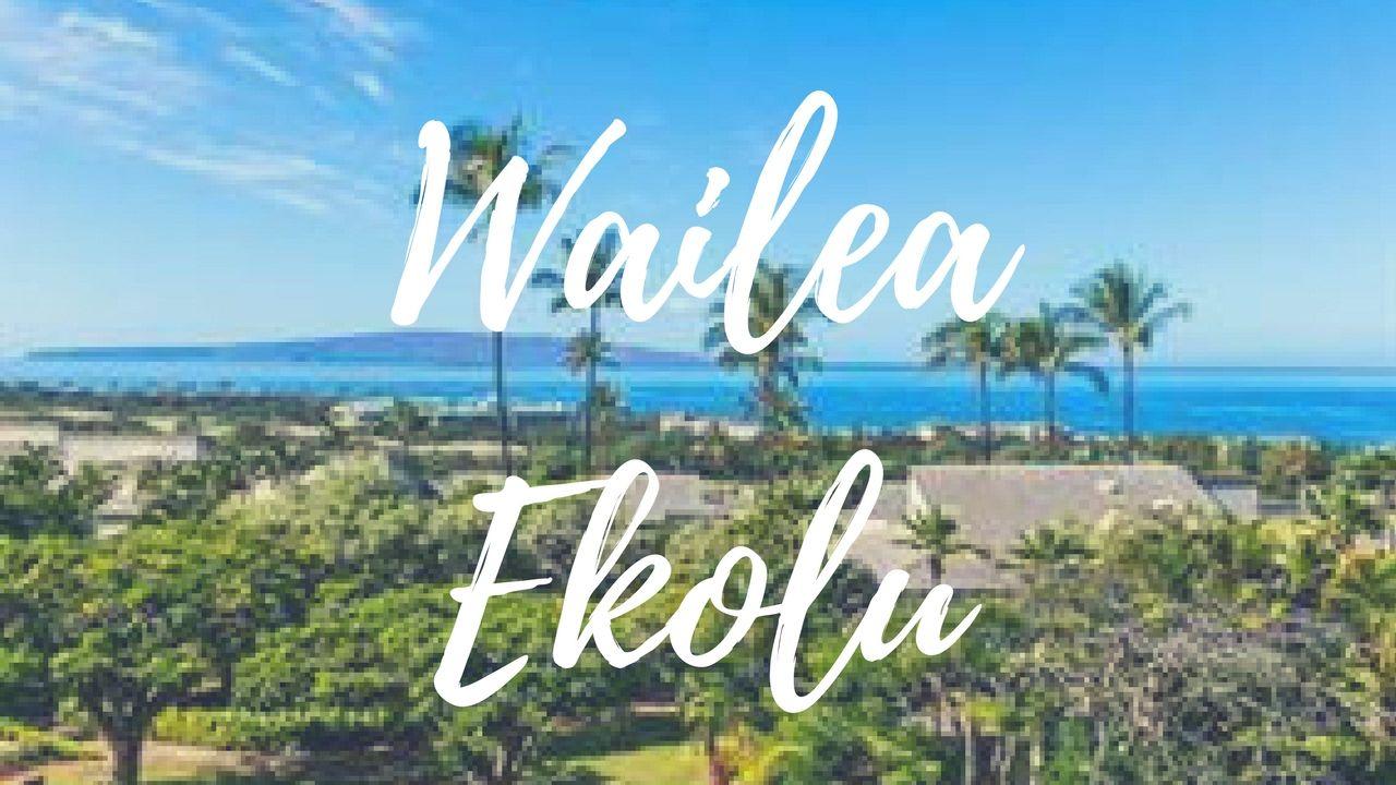 Wailea Ekolu Villages On Maui Youtube Wailea Maui Village
