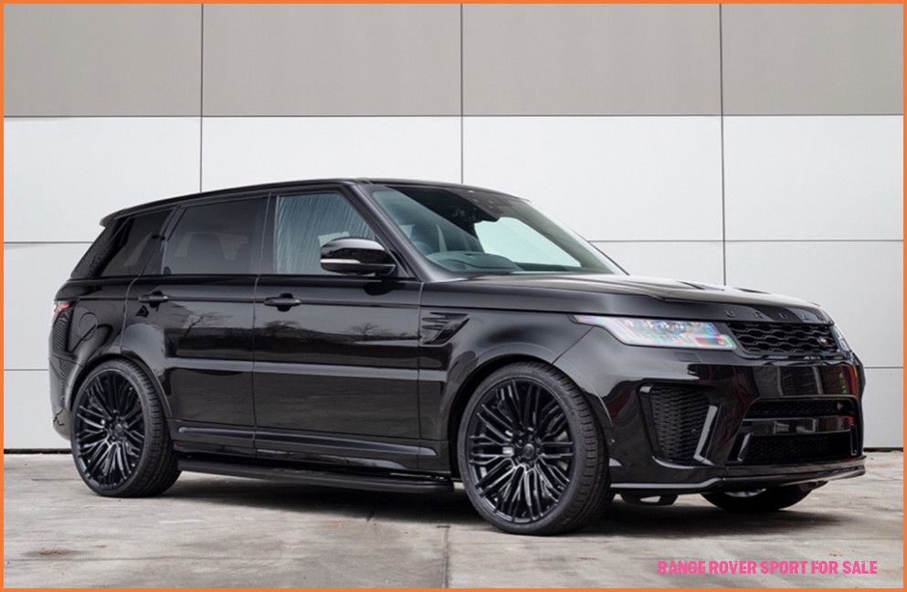 Is Range Rover Sport For Sale The Most Trending Thing Now