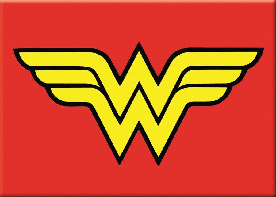 Wonder Woman Emblem Clipart Best Wonder Woman Wonder Logo Buttons