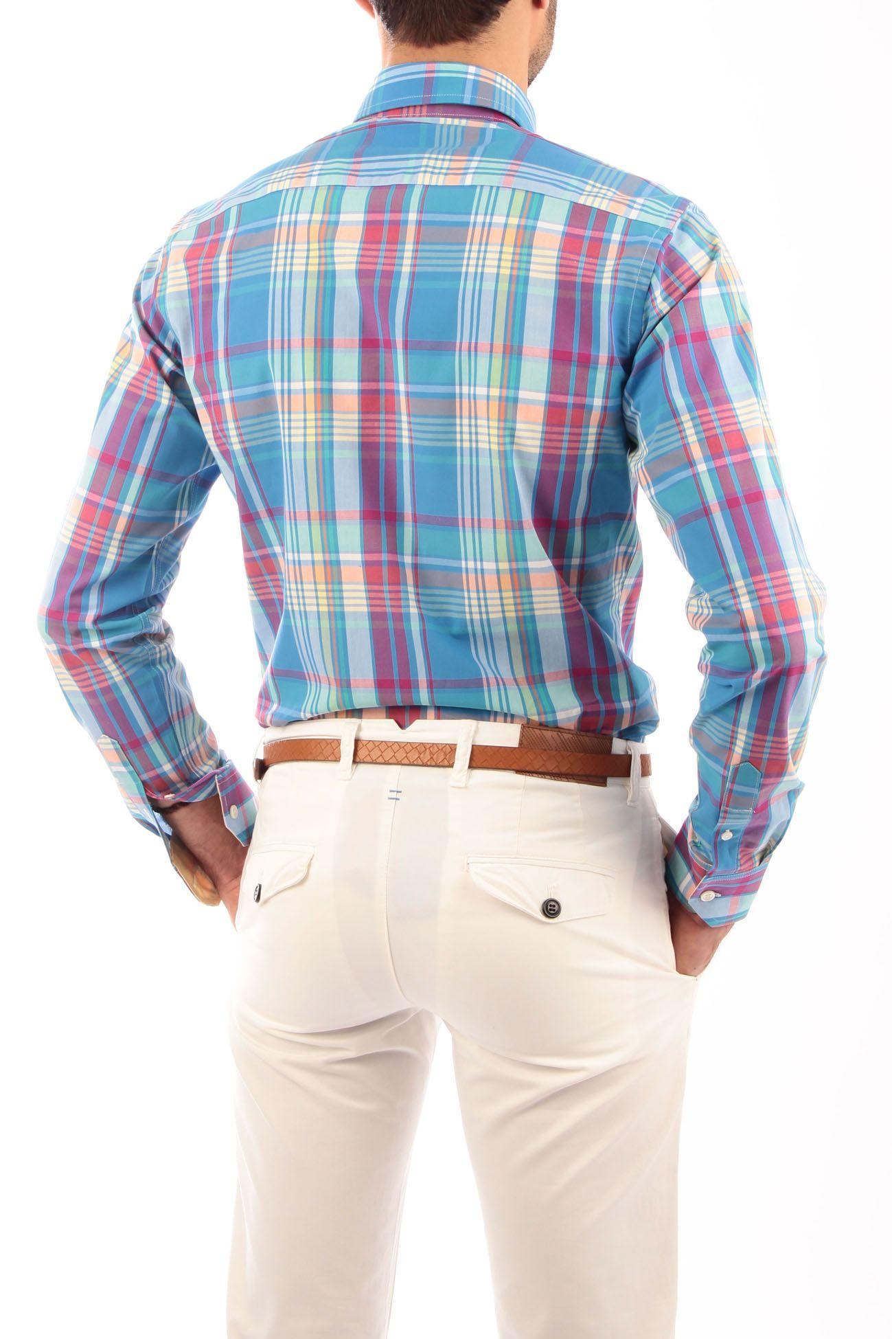 Madrid España Menswear Shirts Mens Fashion