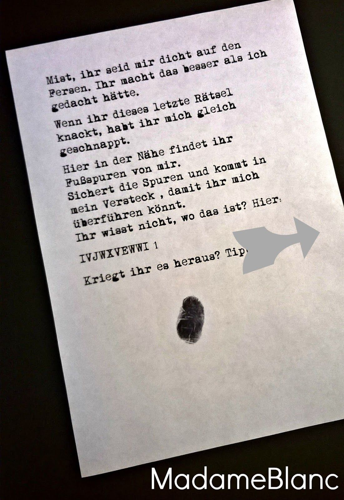 Detektivparty Kindergeburtstag Detektivspiel | Olchi Geburtstag ...