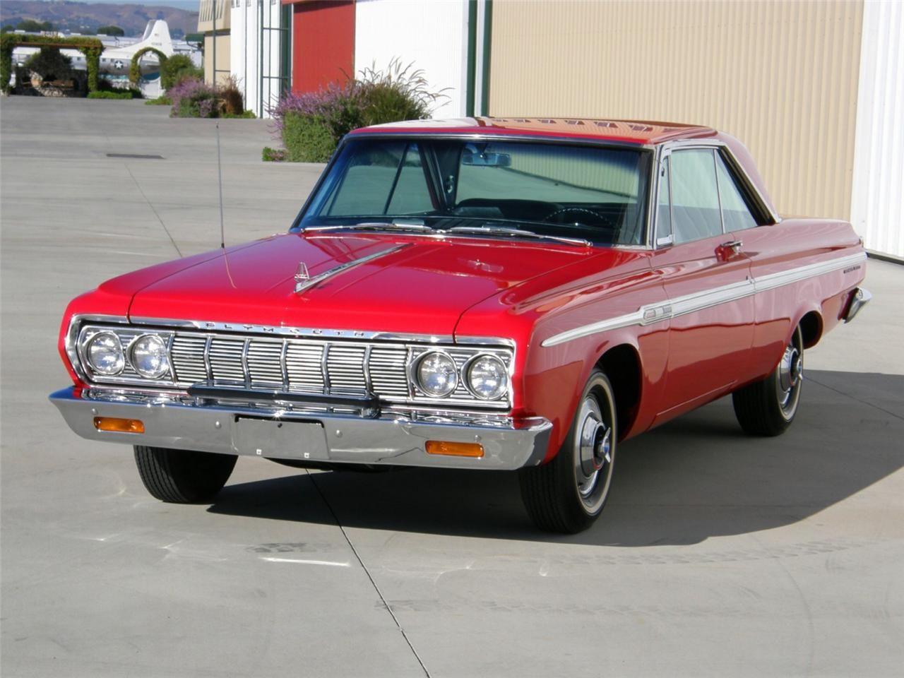 1964 Plymouth Sport Fury No Car Like a MOPAR Pinterest