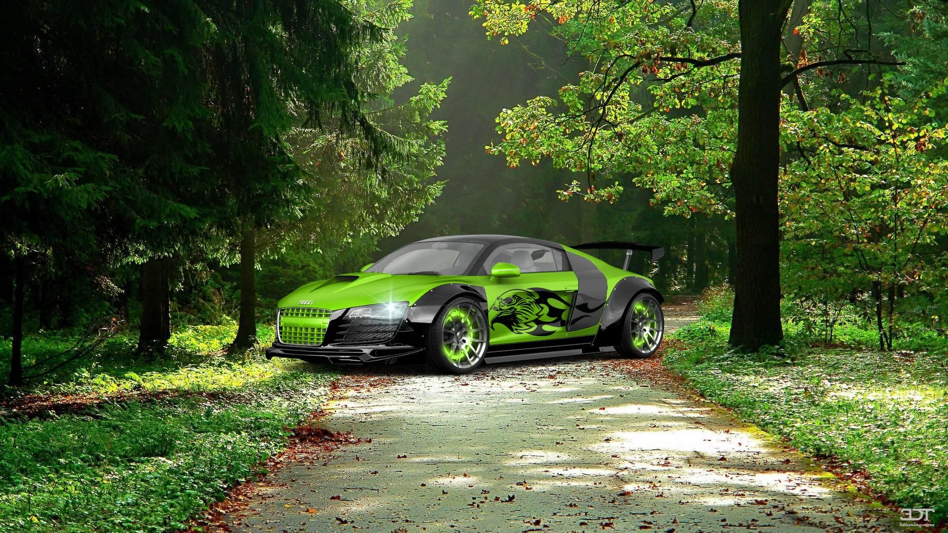 Checkout my tuning audi r8 2107 at 3dtuning 3dtuning tuning