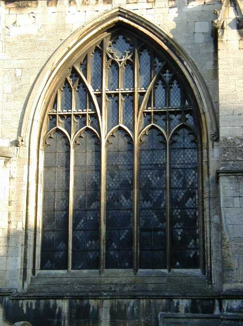 Typically Perpendicular St Wulframs Grantham
