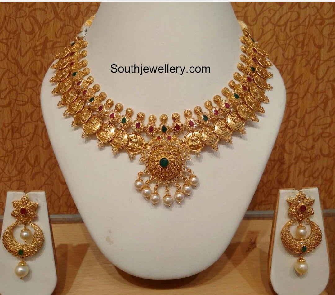 Pin By Siri Singireddy On Jewelry Designs In 2019