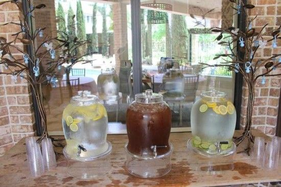Baby Shower Themed Drinks ~ Ready to pop baby shower theme soda pop drinks party cliche