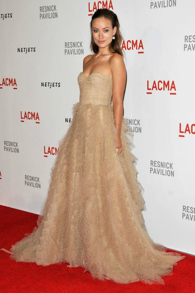 Matric dance? We're inspired by Olivia Wilde's gorgeous gown.