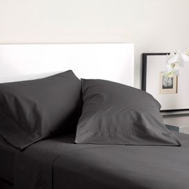300 Thread Count Cotton Sheet Set Made In Bahrain Product Twin Fitted Sheet Flat Sheet And 1 Pillowca Solid Bed Sheets Bed Sheet Sets Traditional Bedroom 300 thread count cotton sheets
