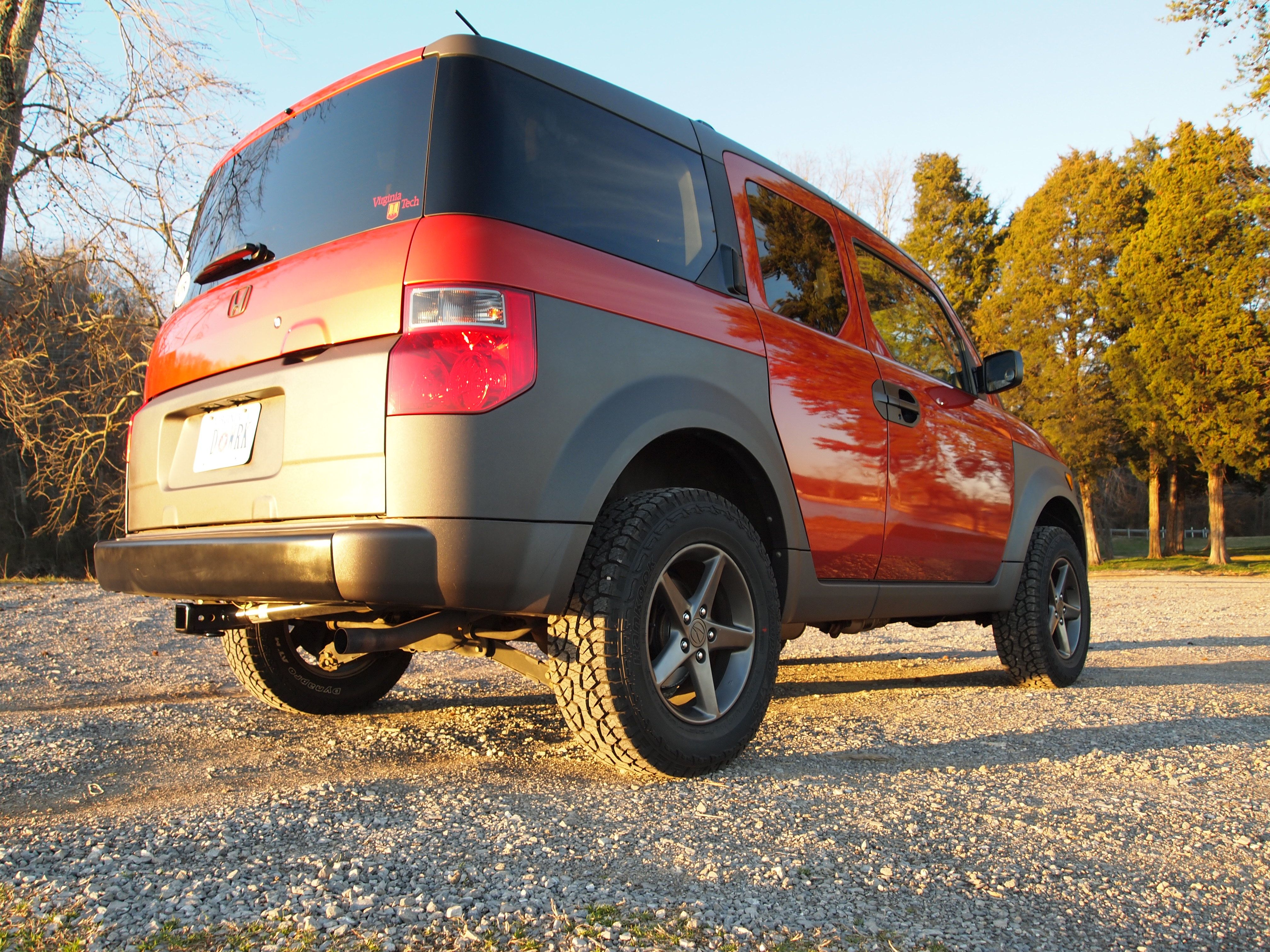 Hopefully the END of plastic panel restoration - Honda Element Owners Club  Forum