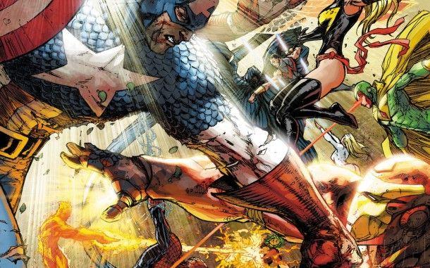Free Civil War Captain America HD Wallpaper