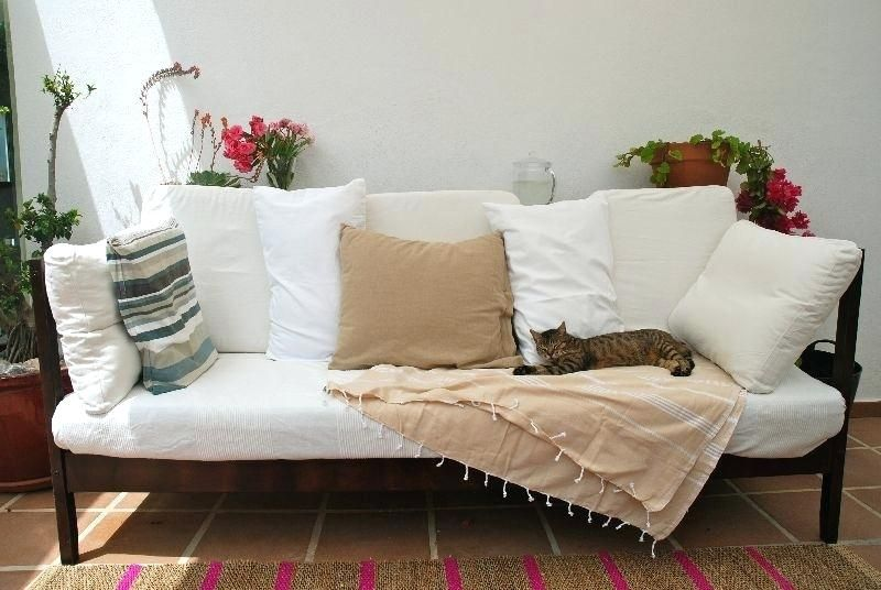 Make Twin Bed Into Daybed Outdoor Sofa From Fjellse Turn Mattress Can You A