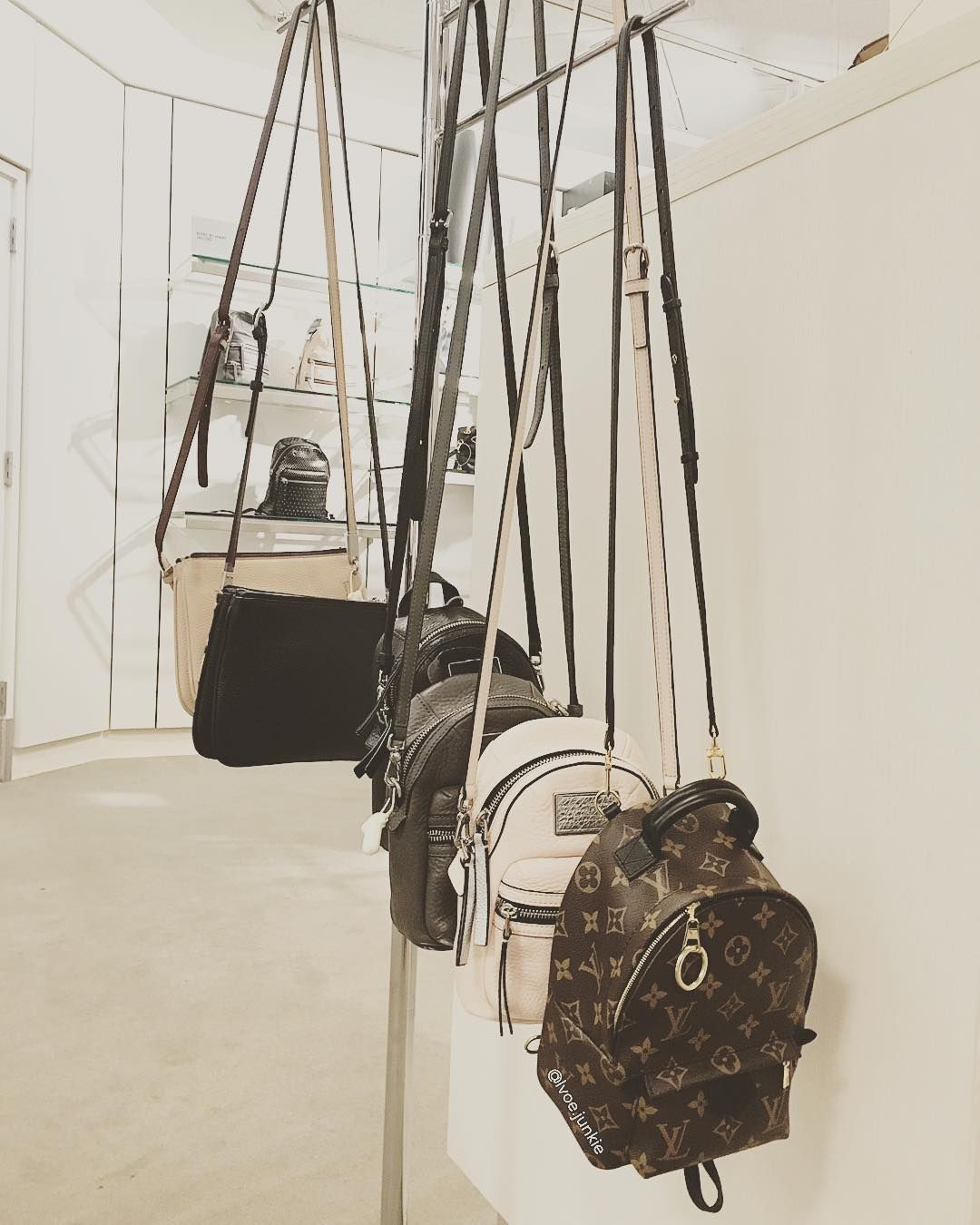 Mini backpacks Louis Vuitton  handbags  ad29902c5e0