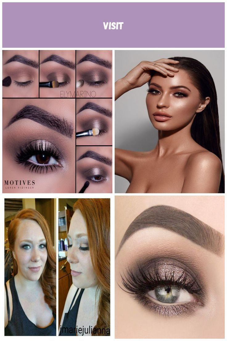 Photo of smokey eye make up, bronz eye make up  – sozialstudie – #bronz #eye #smokey #Soz…
