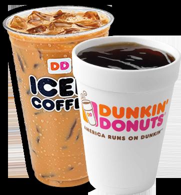 Dunkin' Donuts Secret Menu 2020 in 2020 Dunkin donuts