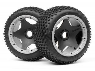 #4789 - DIRT BUSTER BLOCK TIRE HD