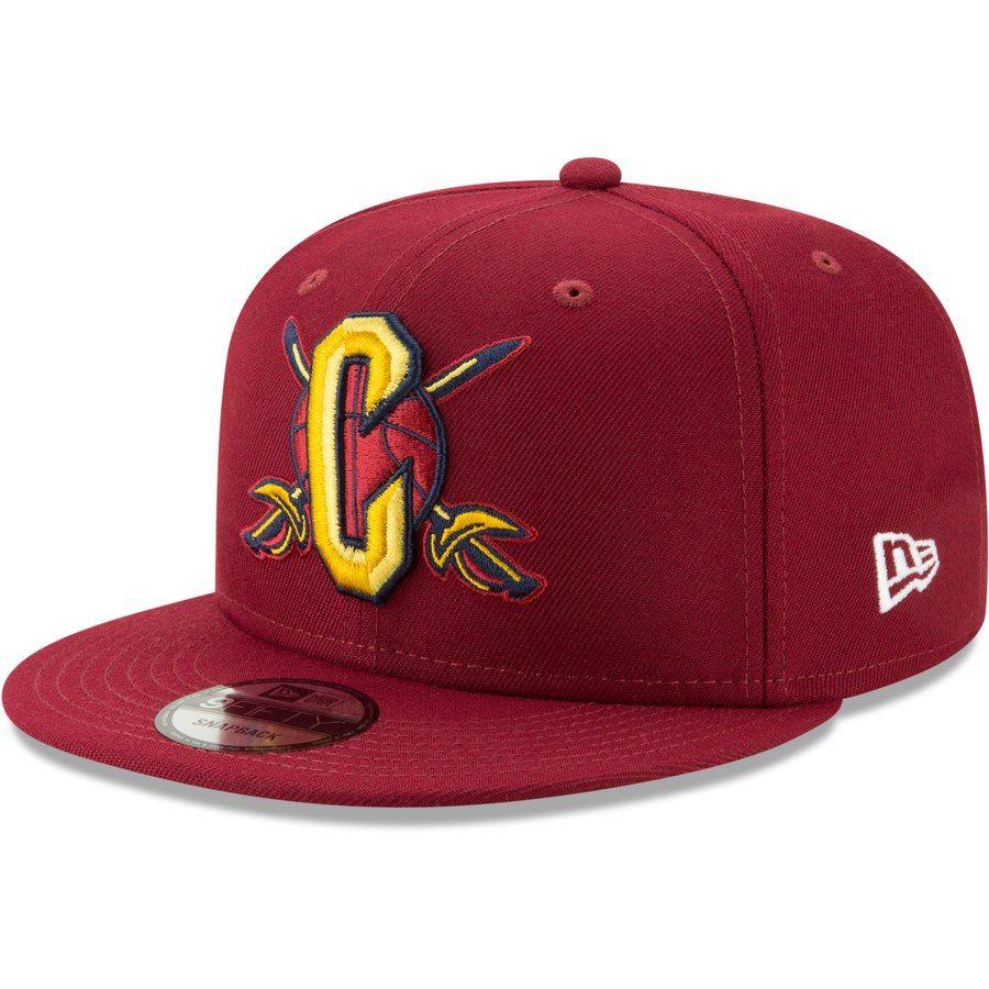 Men S Cleveland Cavaliers New Era Red Back Half 9fifty Adjustable Hat Gorras Snapback Gorras Accesorios Para Hombre