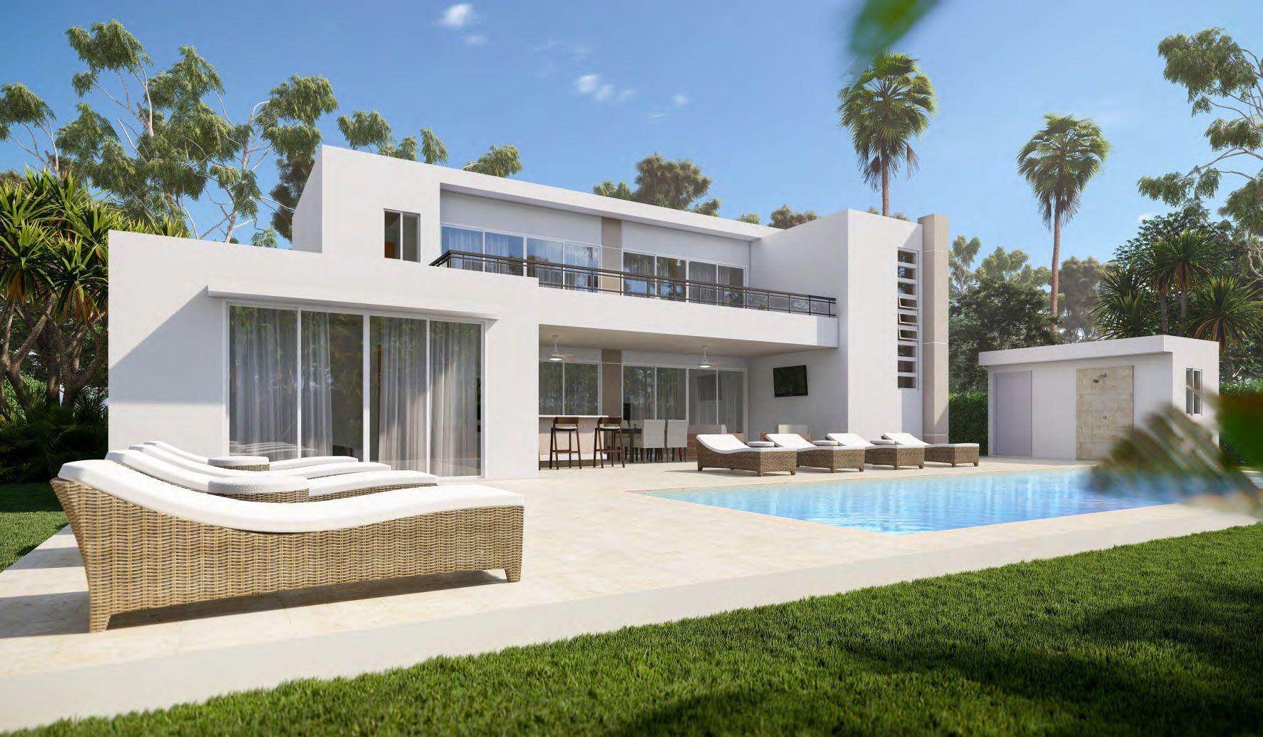 64 Casa Linda Quality Homes Dominican Republic Ideas Architectural Services Gated Community Dominican Republic