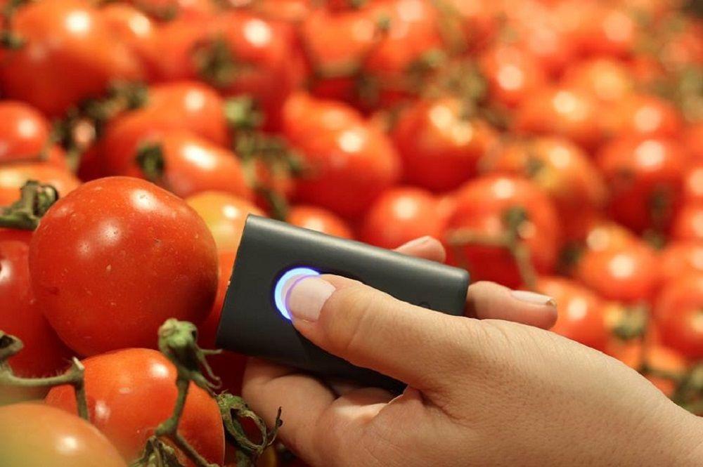 Simon Bernard, estudante francês de 25 anos, ganhou uma bolsa de €150.000, atribuída pelo Ministério da Agricultura de França, para desenvolver um detector portátil de pesticidas para fruta e legumes frescos