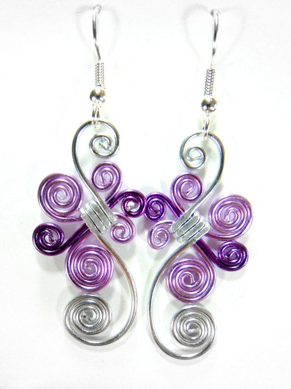 Cute Spirals Hypo Allergenic Earrings By Melissawoods On