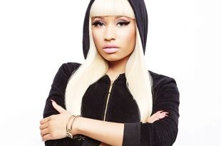 Nicki is just a dope rapper and fashionista...one of my favs