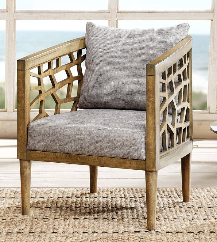 Dakota Barrel Chair Barrel chair, Furniture, Modern