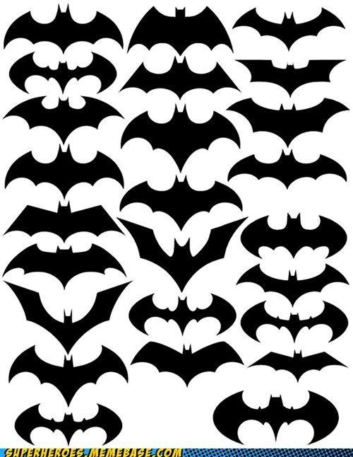Every Batarang Ever used by Batman b_d | N3RD | Pinterest | Batman ...