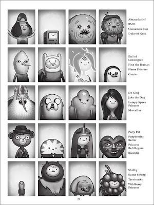 Adventure time year book!!!!