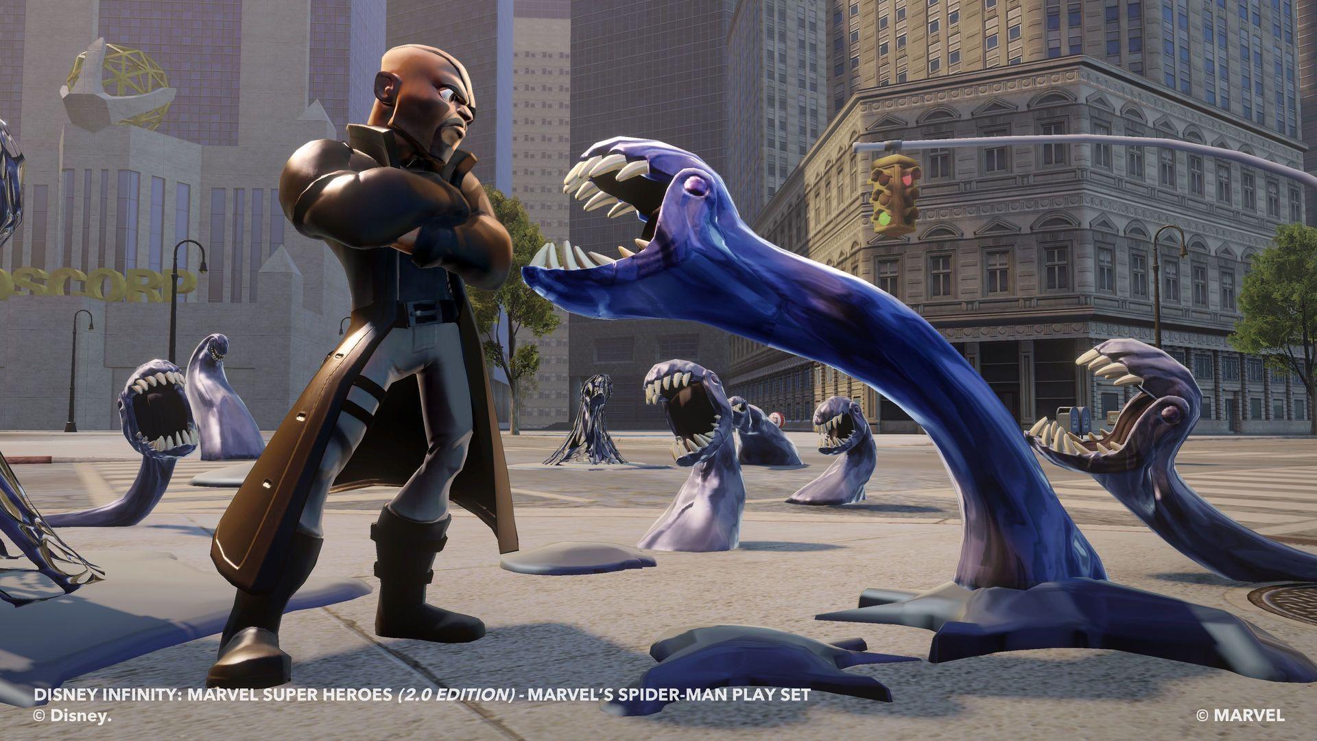 #DisneyInfinityMarvelSuperHeroes #DisneyInfinity Para más información sobre #Videojuegos, suscríbete a nuestra página web: www.todosobrevideojuegos.com y síguenos en Twitter https://twitter.com/TS_Videojuegos