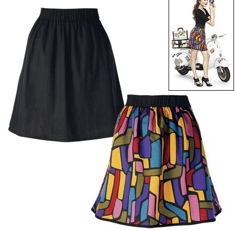 2 in 1 skirt! Its reversible! $18 by Mark Cosmetics.