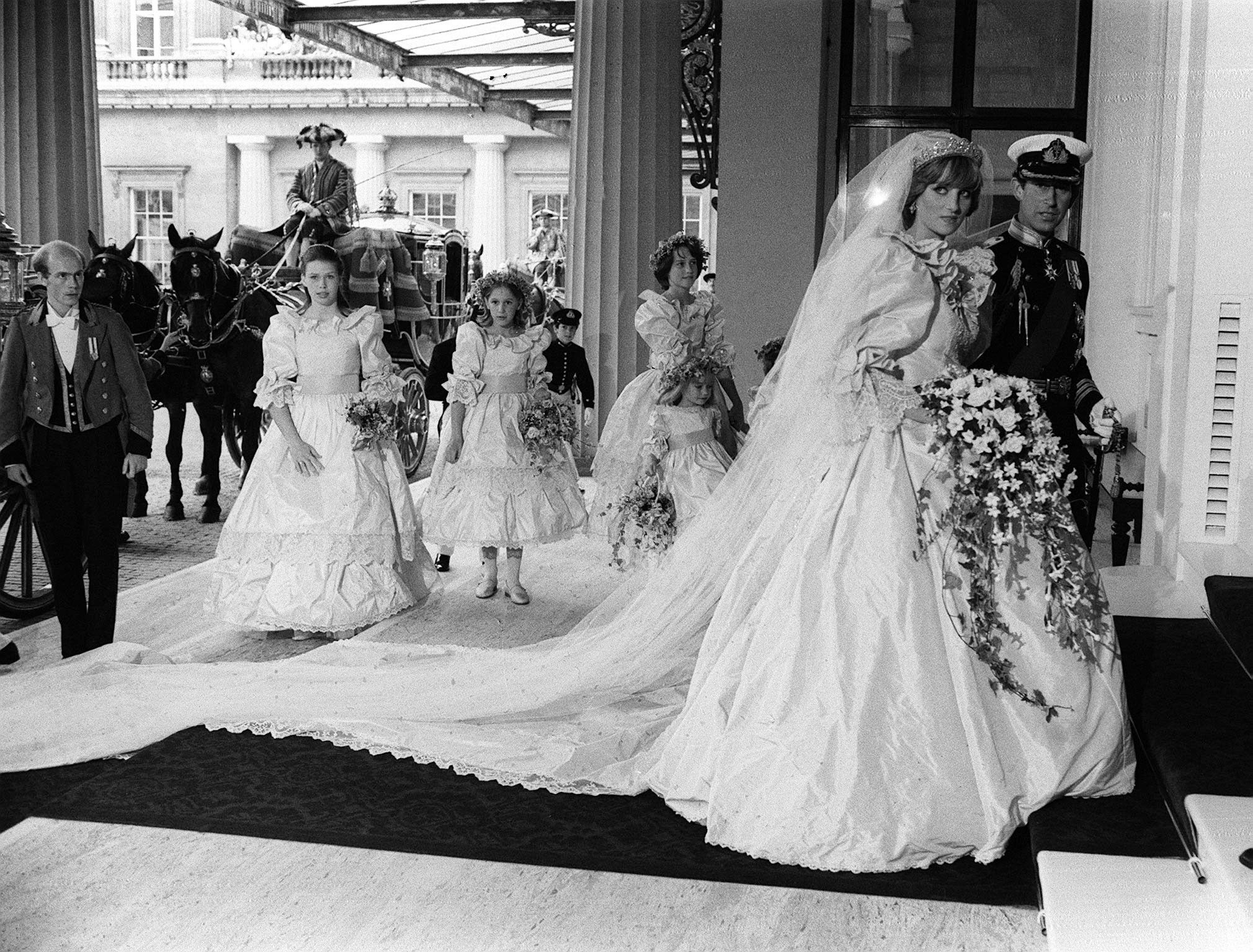 Princess Diana Had a Second Wedding Dress That She Never