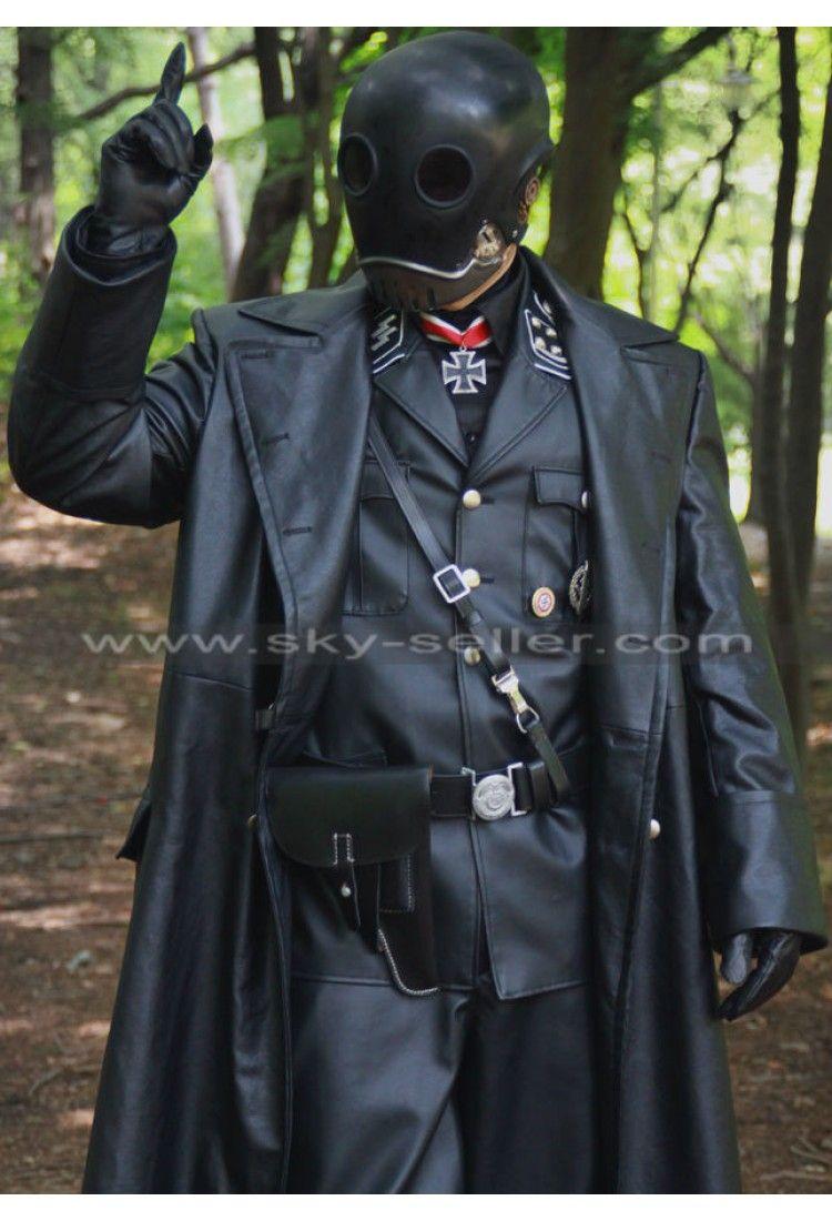 #HellboyCoat #BlackCoat #LeatherCoat #KarlRuprechtKroenen #Fashion #Lifestyle #Outwear #Outfit #Designer #Clothing