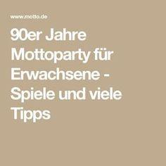 90er jahre mottoparty f r erwachsene spiele und viele tipps motto party mottoparty party. Black Bedroom Furniture Sets. Home Design Ideas