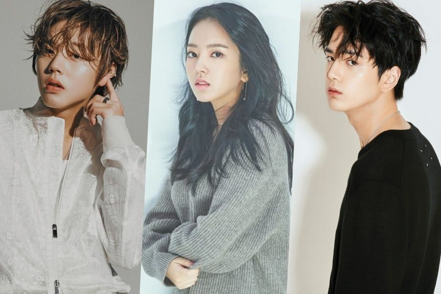 Update: Park Ji Hoon, Lee Ruby, And The Boyz's Younghoon Confirmed For Drama Based On Hit Webtoon