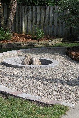 Shine Your Light Diy Stone Fire Pits Backyard Fire Fire Pit Backyard Outdoor Fire