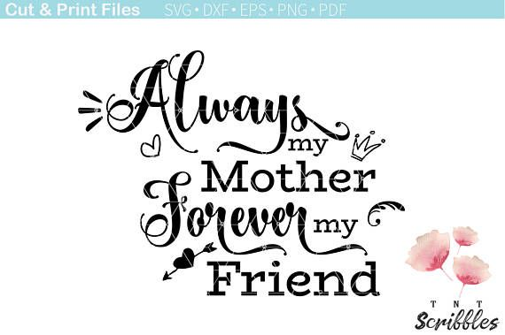 1953+ Always Love Your Mother Svg Amazing SVG File